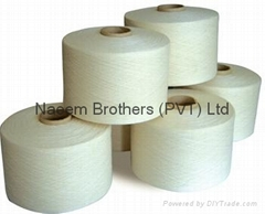 Open End yarn 100% cotton