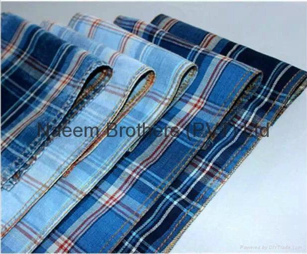 Denim Fabric 7