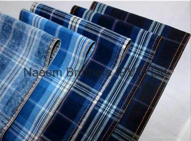 Denim Fabric 12