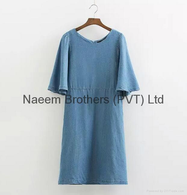 Denim Garment 3