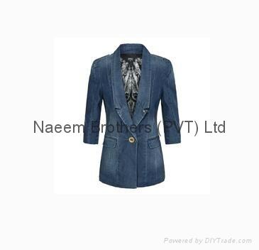 Denim Garment 6