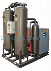 Combustion supporting special oxygen making machine