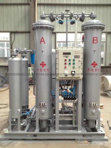 Nitrogen equipment 3