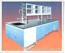 實驗室台櫃