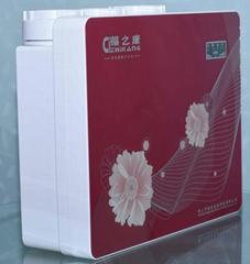 蘋果4代壁挂淨水機-立體花(中國紅)