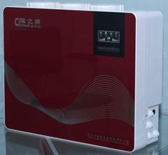 苹果4代壁挂净水机-银飘线(中国红)