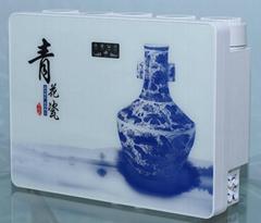 苹果6代壁挂净水器-青花瓷