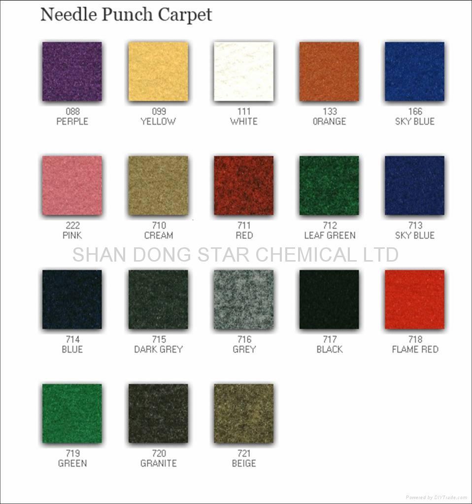 Non Woven Carpets Non Woven Needle Punch Carpet