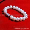 珍珠首飾七夕情人節禮物淑女氣質