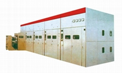 AC metal enclosed cabinet type switch