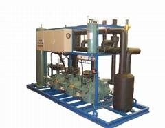 Semi-Hermetic Multiple Air-Cooled Condensing Units
