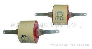 High power ceramic capacitors CCG81-8  CCG81-6 5