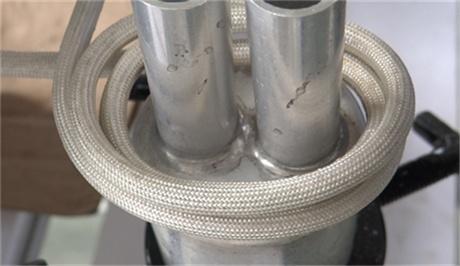 山东青岛天润复合锅底钎焊设备 4