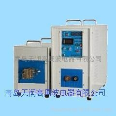 Bottom of the pot preferential supply composite brazing equipment