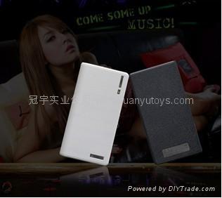 新款A品电芯7200mah大钱包移动电源 5