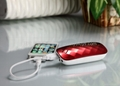 3600mAh迷你时尚钻石移动电源  创意手机充电宝 4