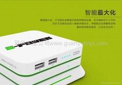 Machine6000mAh New Style solar power bank