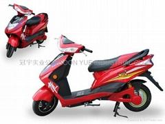 厂家直销中迅鹰最新款热销款电摩 电动摩托车,含电池和充电器