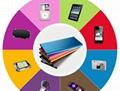 最新款小米通用移动电源 超薄手机充电宝 12000毫安聚合物充电宝 3