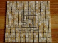 Marble Mosaic [Yellow Onyx]