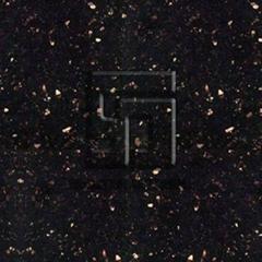 Imported granite [Black Galaxy]
