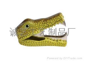 精美青蛙動物訂書機 5