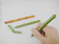 Bamboo pen