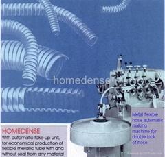 金屬軟管自動生產設備