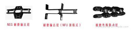 高强度耐磨工业精密锻造链条 2