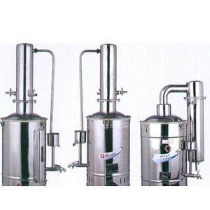 不锈钢电热蒸馏水器纯水器,实验超纯水器,超纯水机 1