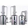 不鏽鋼電熱蒸餾水器純水器,實驗