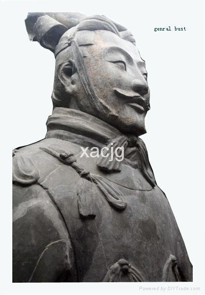 将军俑(原大) 4