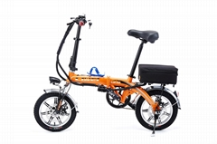 Force power lithium battery electric vehicle 14 inch 48 v A1