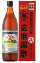 Brown Rice Kurozu (Black Vinegar) 900 ml