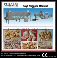 食品機械--大豆花生組織蛋白食品生產線