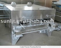 Coated Peanuts Roasting Machine