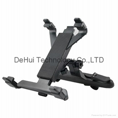 Car Backset holders for ipad/7-11inch tablet pc