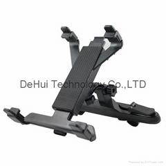 Car Backset holders for ipad/ipad 2/7-10inch tablet pc