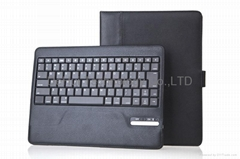 removable wireless keyboard case for ipad 2/3/4