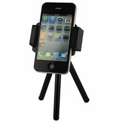 Mobile holder tripod for Camera phones