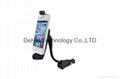 Special car holder mount charger cradle