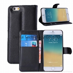 PU Leather case for iphone 6 4.7inch