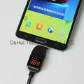 Smart display super charge sync cable for Samsung/HTC/Sony/LG and more