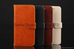 Leather case special for iphone 6 4.7inch
