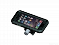Special waterproof case with bike holder for iphone 6 plus 5.5inch