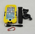Special waterproof case with bike holder for iphone 6 4.7inch