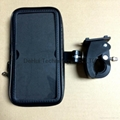 Waterproof bag bike mount for iphone 6 Plus 5.5inch