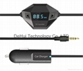 Car Charger FM Transmitter for iphone 6/iphone 6s/Samsung etc