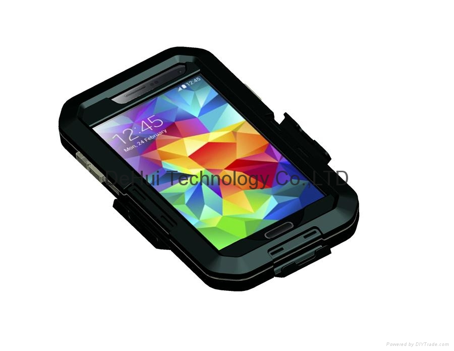 Special waterproof case with bike holder for Samsung galaxy S6/S6 Edge 16