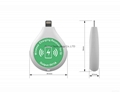 QI Standard Lightning Wireless Charger Receiver for iphone 5G/iphone 6G